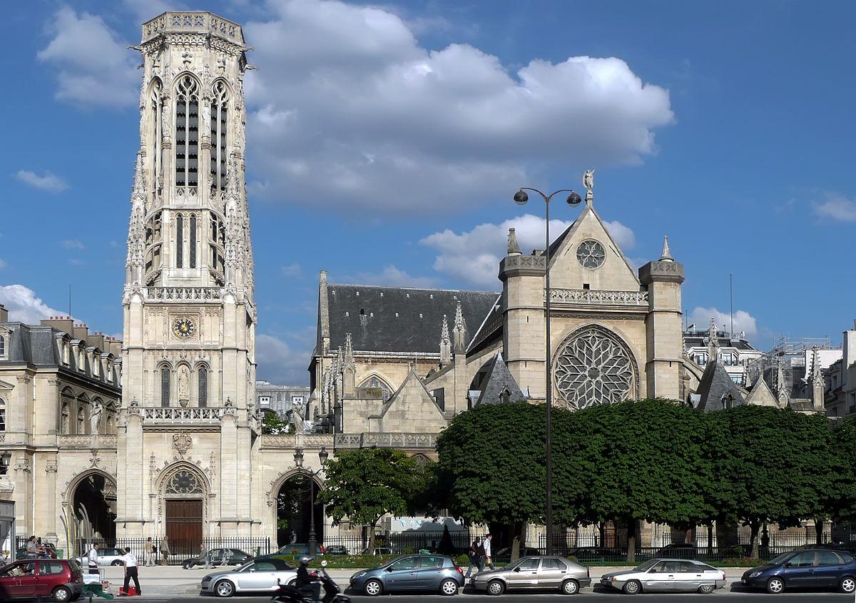 Église Saint-Germain-l'Auxerrois, Paris image