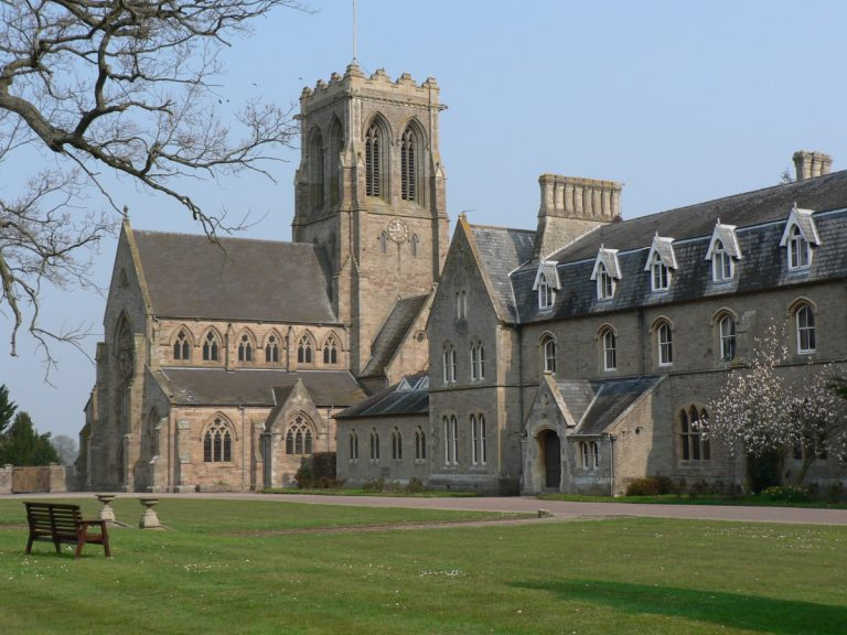 Belmont Abbey, Hereford image
