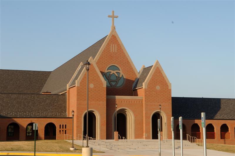 Holy Trinity Catholic Church, Gainesville image