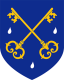 Priestly Fraternity of St. Peter emblem